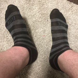 Other - Striped ankle socks
